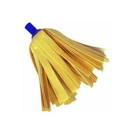 FREGONA PROFESIONAL TIRAS Amarilla
