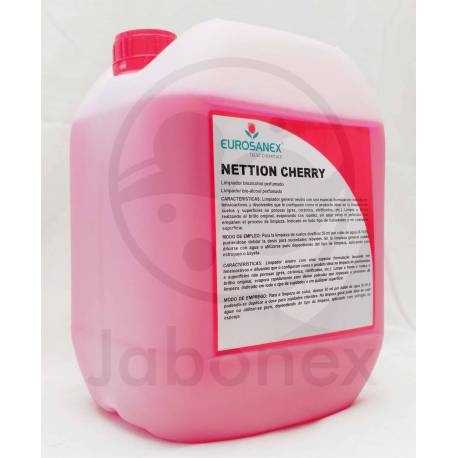NETTION CHERRY Limpiador Bioalcohol