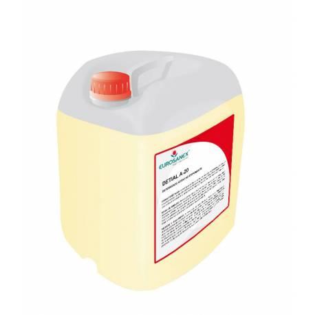 Detergente Ácido Limpieza Sin Espuma