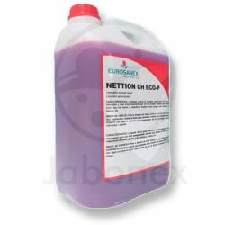 Fregasuelos Neutro. Nettion CH Eco-P. Garrafa de 5 o 10 litros.