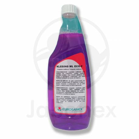 Limpiador multiusos de gama media. Klesing ML Botella de 750 cc.