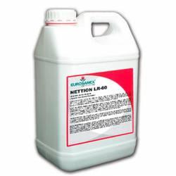 NETTION LR-60 - Elimina restos de goma y adhesivos.