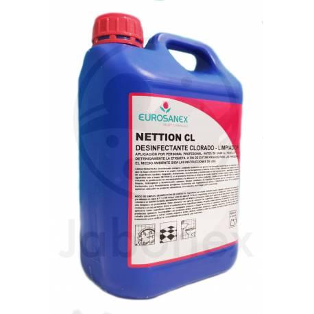 NETTION CL Enérgico Desinfectante