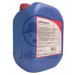 LUBACIN DSC Garrafa 10 litros Desinfectante para objetos y superficies