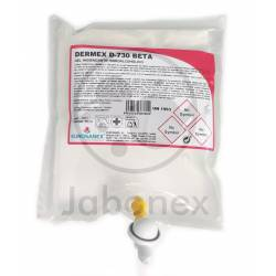 DERMEX D-730 BETA Bolsa Gel Desinfectante