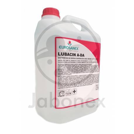 Lubacin A-DA Desinfectante de superficies con alcohol