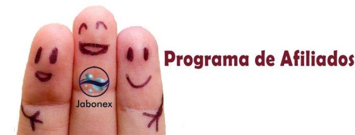 Programa de afiliados a Jabonex.com